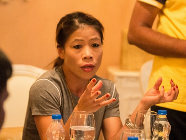 Boxing is 'almost dead' in India due to politics, says Mary Kom