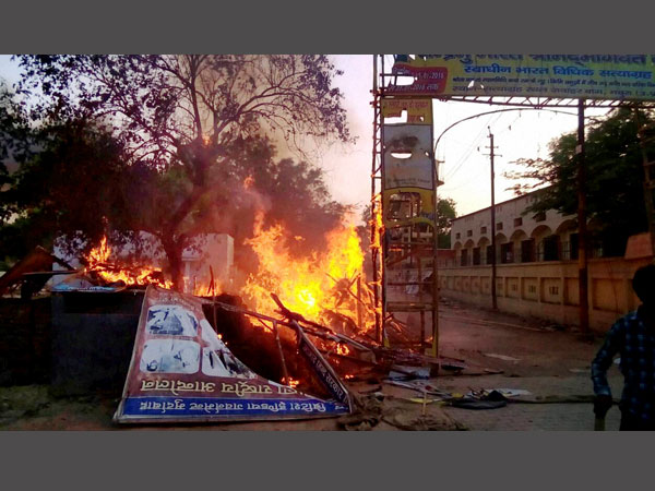 violence in Mathura