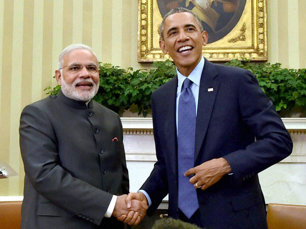 Time for India, US to work together: PM