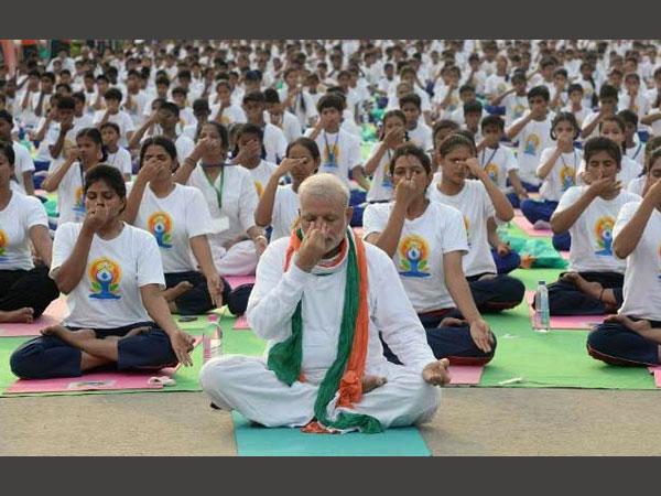 Know why Narendra Modi is a passionate propagator of yoga