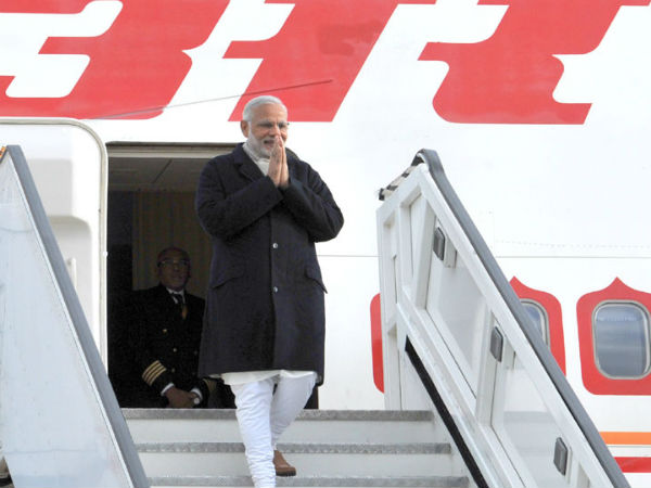 PM will embark on 5-nation trip tomorrow