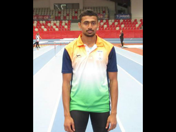 Anas qualifies for Rio Olympics men's 400m race, becomes 100th India to qualify