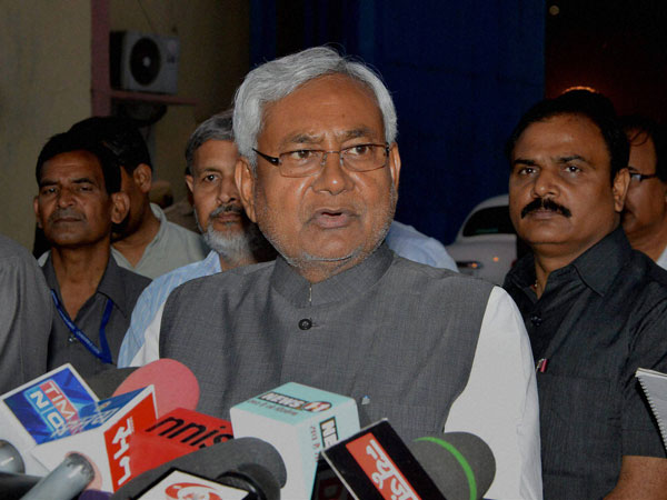 Make caste-based data public: Nitish