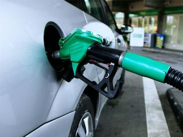 Petrol price cut by 89 paise a litre