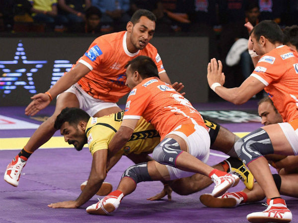 Puneri Paltan begin their campaign with a bang, beat Telugu Titans in PKL 4 opener