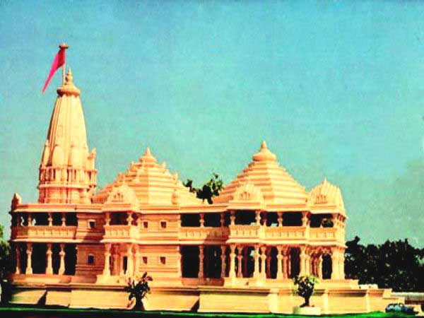 Built up for Ram Temple construction to get intensified with leaders visiting Ayodhya