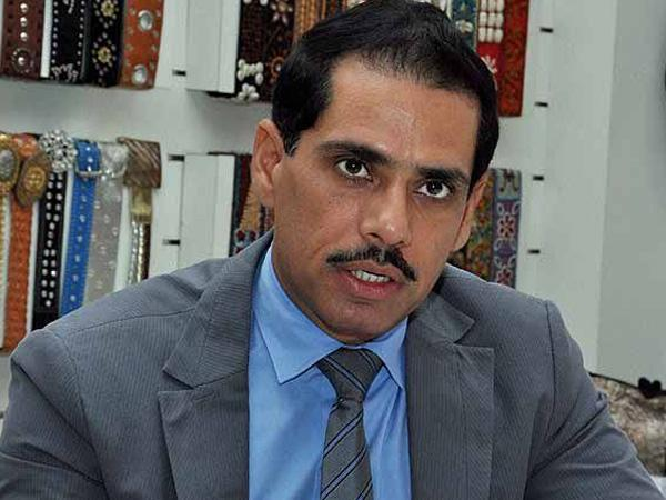 'My name raked up everytime BJP is cornered, its political witch hunt', says Robert Vadra