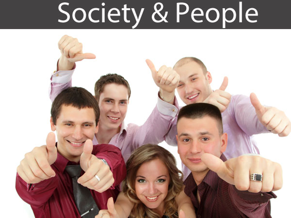 society and people