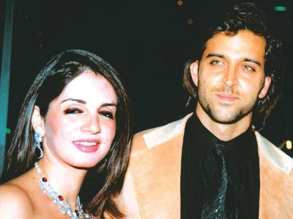 Hrithik Roshan's ex-wife booked:Know why