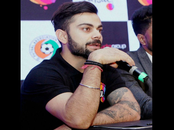 Virat Kohli to sing Premier Futsal official anthem composed by AR Rahman