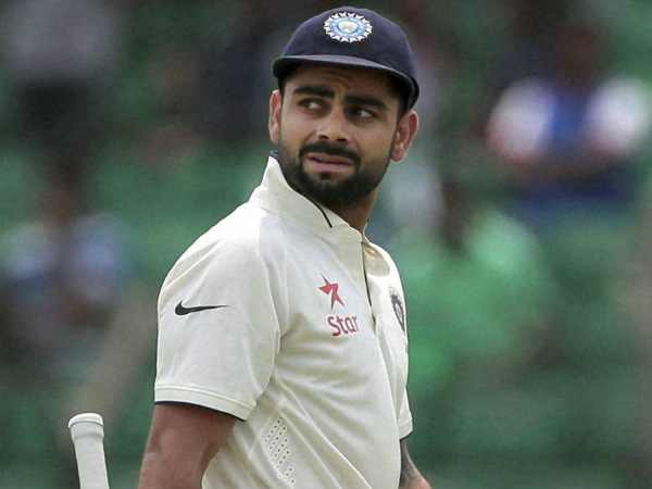 Virat Kohli back at the nets ahead of West Indies tour