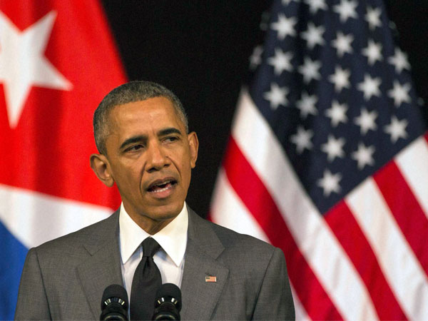 Not stopping trading with nations: Obama