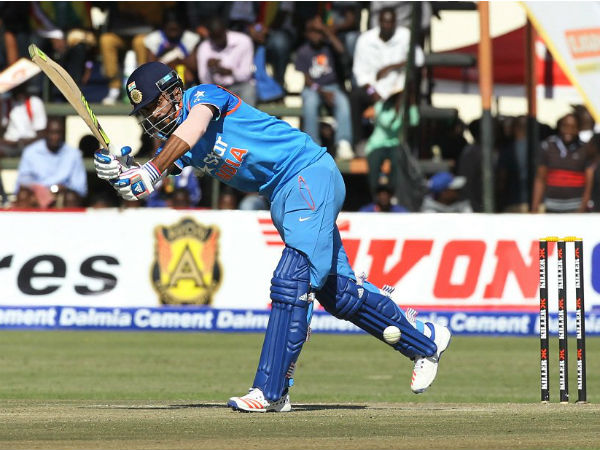 KL Rahul hits a century on ODI debut