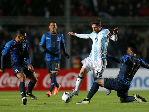 Copa America: Lionel Messi trains with Argentina, eyes Panama