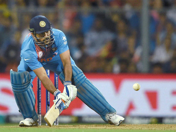 MS Dhoni set to reach a milestone in Zimbabwe