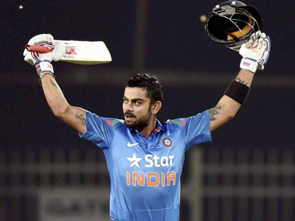 Kohli ranks 8th in ESPN's World Fame 100