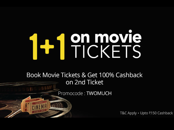 Top 10 Movie Deals Get Rs.150 Cashback on Ticket Bookings for Kabali, Ghostbusters & More at Paytm