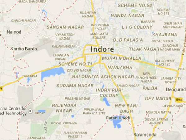 Rs 200 cr likely to be spent on Indore Smart City plan in FY17.