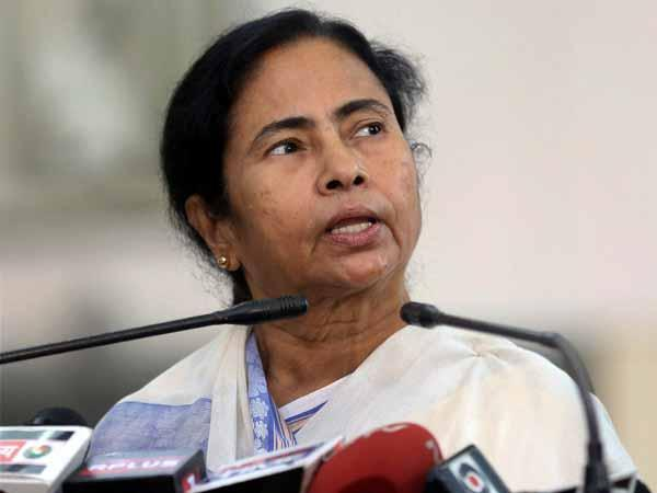 Attempts are on to saffronise everything: Mamata Banerjee.