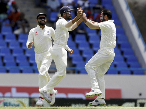 Shami gets another