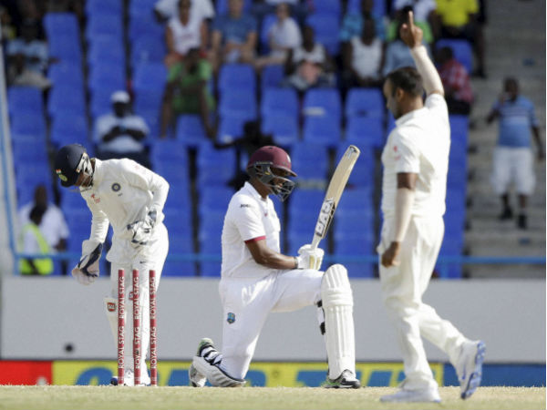 Mishra wraps up WI innings