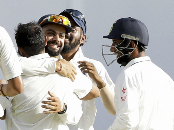 Shami returns with 4-for
