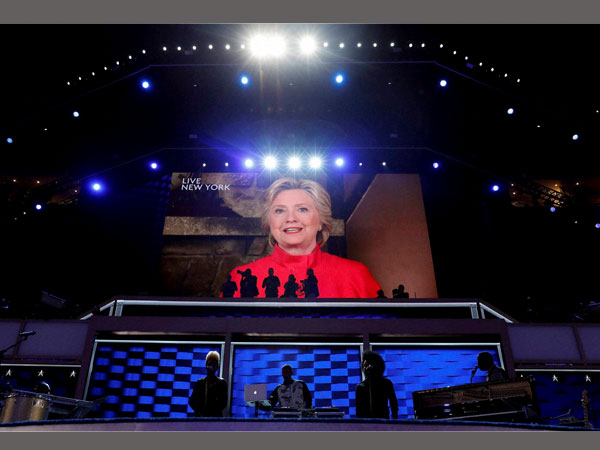Hillary Clinton formally nominated as presidential candidate