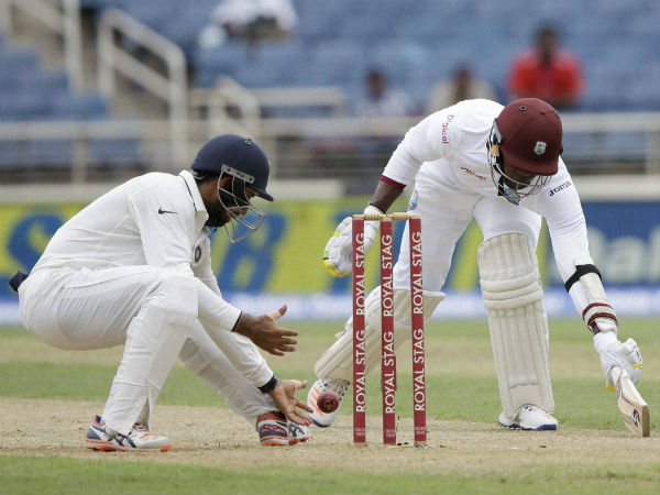 India dominate WI bowlers