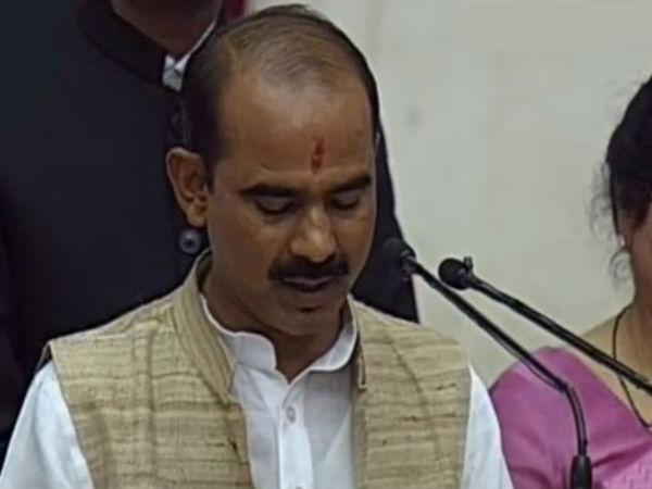 Ajay Tamta Lawmaker From Uttarakhand In Union Ministerial
