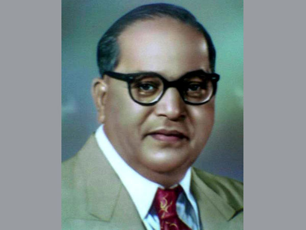 Ambedkar's bust removed from HCU campus'