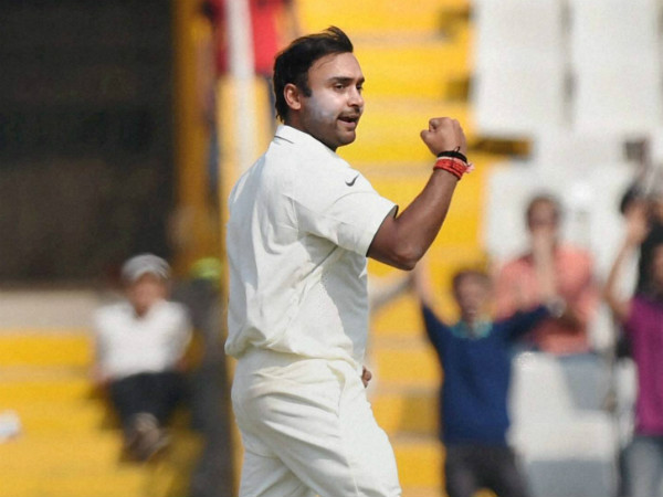 Anil Kumble's advice to vary my pace helped me: Amit Mishra