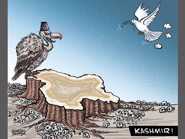 Cartoon of the Day: Spare Kashmir