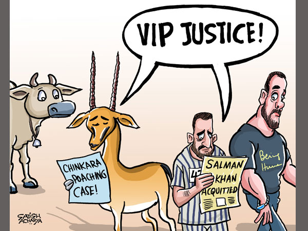 Salman Khan acquitted, VIP injustice?