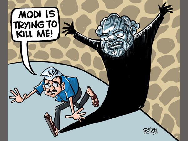 kejriwal cartoon के लिए इमेज परिणाम