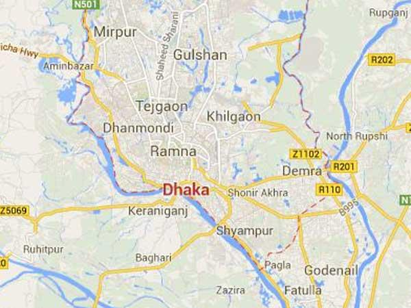 Hostage crisis reported in Dhaka hotel