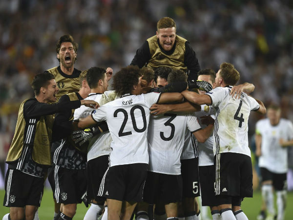 Euro 2016: Germany down Italy in penalties, storm into semis