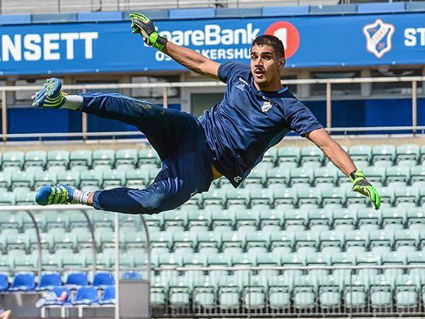 Gurpreet Singh Sandhu makes history, becomes first Indian footballer to play in Europa League