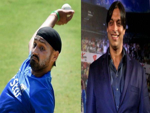 Once fierce rivals, Harbhajan Singh-Shoaib Akhtar to now turn judges for TV show