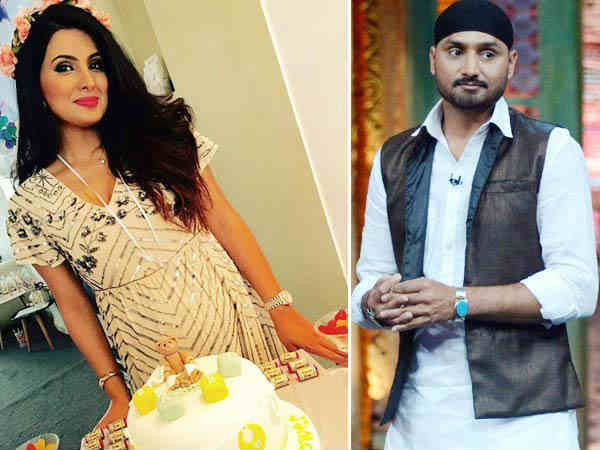 Harbhajan Singh becomes father, wife Geeta Basra gives birth to a baby girl