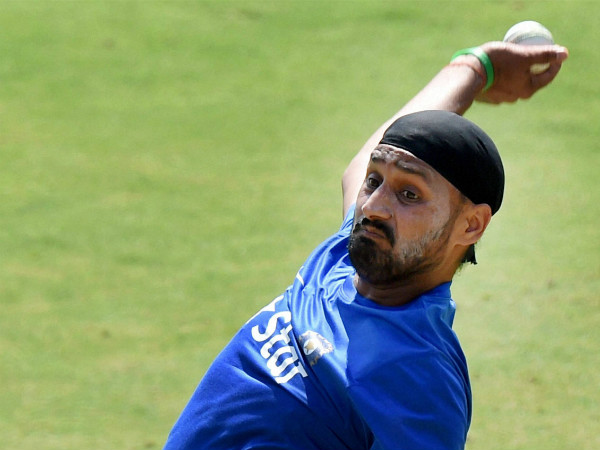A file picture of Harbhajan Singh