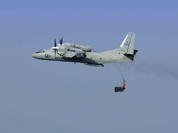 AN-32: Cyclone may not be the reason