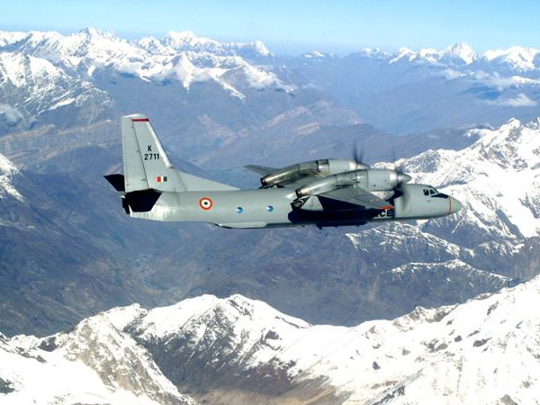 No signs of missing IAF plane on 6th day