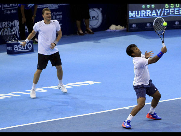 Paes, Matkowski out of Wimbledon after second round defeat
