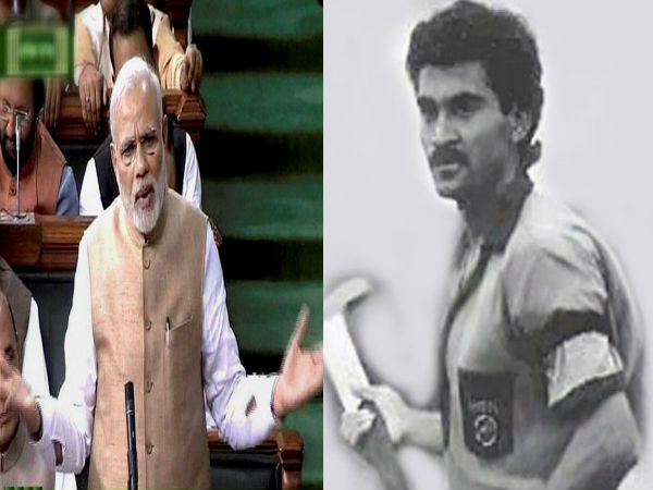 PM Modi condoles demise of Hockey legend Mohammad Shahid