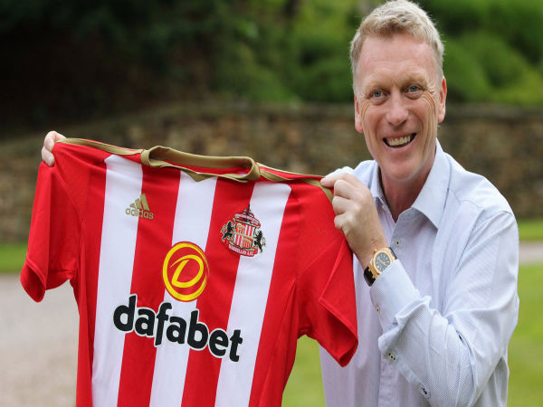 David Moyes appointed as the manager of Sunderland (Image courtesy: (Sunderland twitter handle)