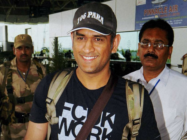 MS Dhoni congratulates IAF for 'Made In India' Tejas' induction in Air Force