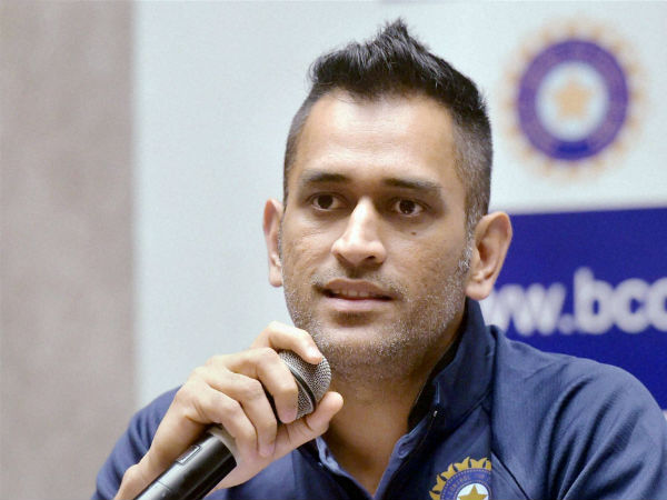India Vs West Indies: MS Dhoni feels Team India's batting order is settled