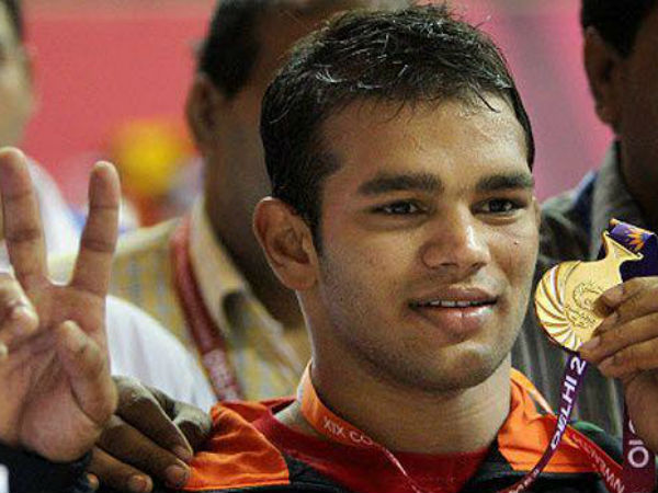 A file picture of Narsingh Yadav