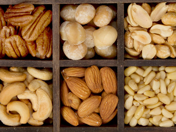 Eating nuts may reduce inflammation