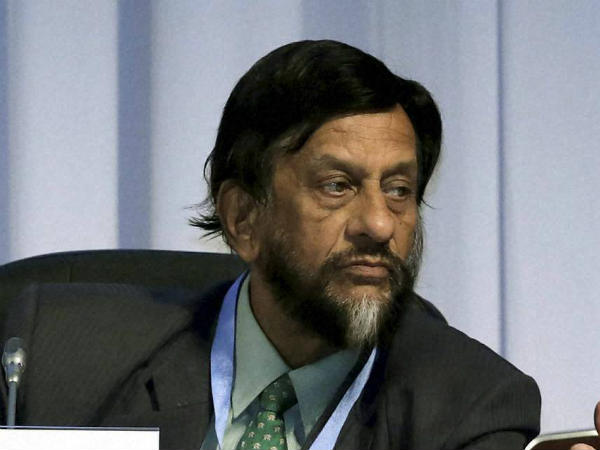 R K Pachauri gets bail, allowed to go abroad for a month.